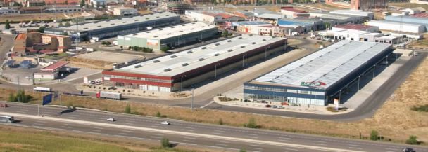 Centro Logístico Benavente