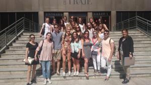 El Museo del Traje abría sus puertas a los estudiantes de 3º