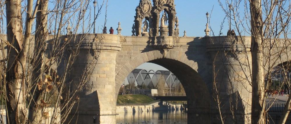 Planes en Madrid en primavera