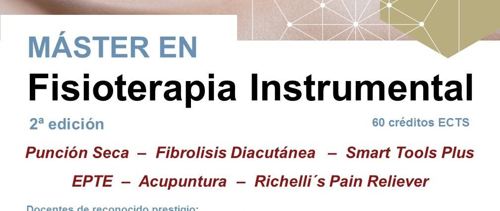 master en fisioterapia instrumental
