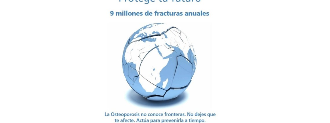 Dia mundial osteoporosis UCJC