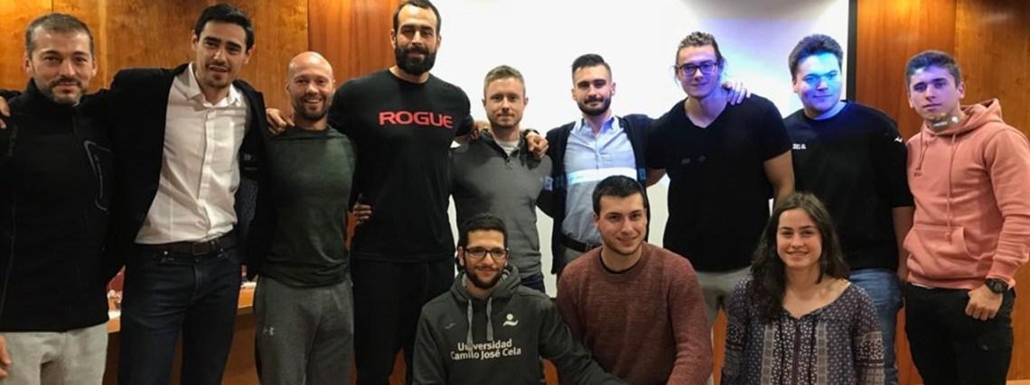 El Entrenamiento de la Fuerza en la Salud y el Deporte UCJC