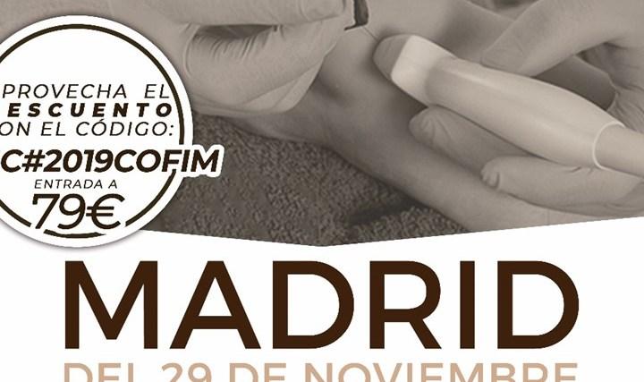 Fisioterapia de la UCJC en el I Congreso Internacional de Fisioterapia Invasiva y Musculoesquelética (COFIM)