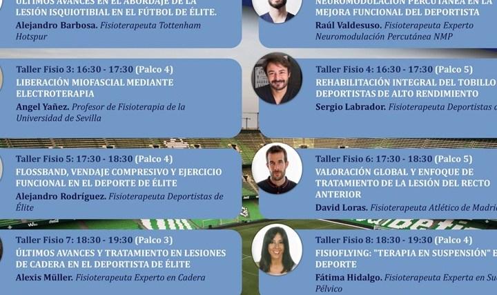 I Congreso internacional de Medicina Deportiva, Fisioterapia y Actividad Física y Deporte Miclinicatop
