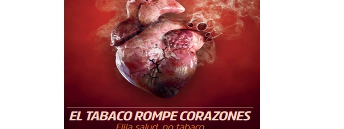 Sin mundial sin tabaco UCJC Enfermería