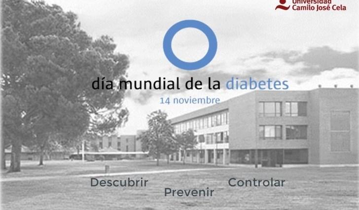 Prevención y consejos desde la UCJC en el Día Mundial de la Diabetes