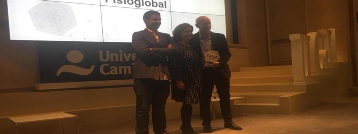 Tutor Awards Fisioterapia