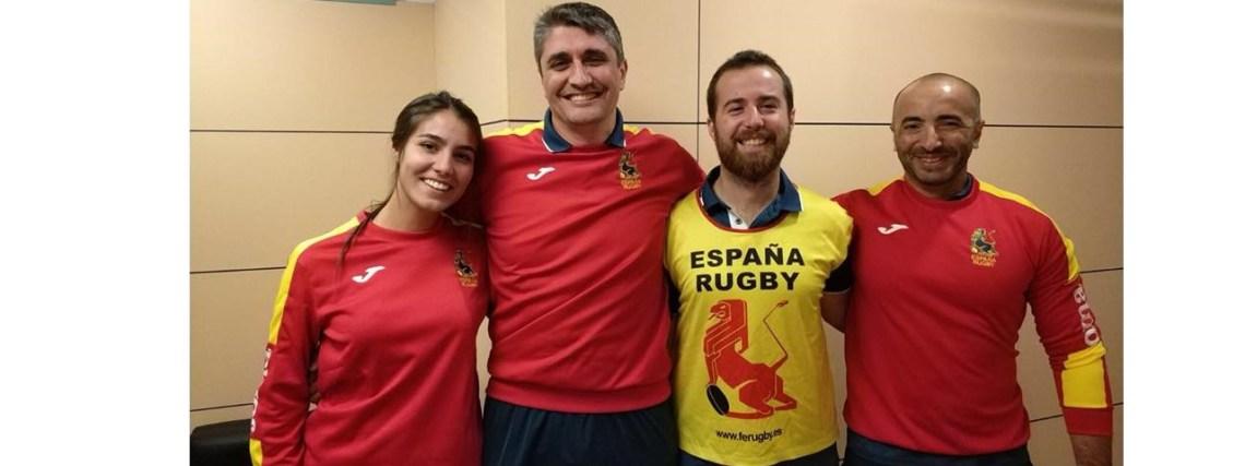 UCJC Rugby Prácticas Fisioterapia Deportiva