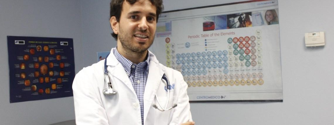 Entrevista en la Cope a Jaime Barrio Cortés: Sarampión y vacunación en adultos