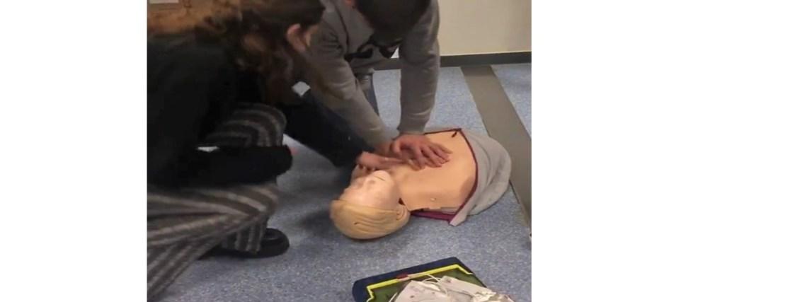 prácticas RCP enfermeria UCJC
