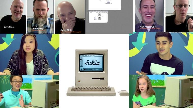 reacciones a la antigua tecnología