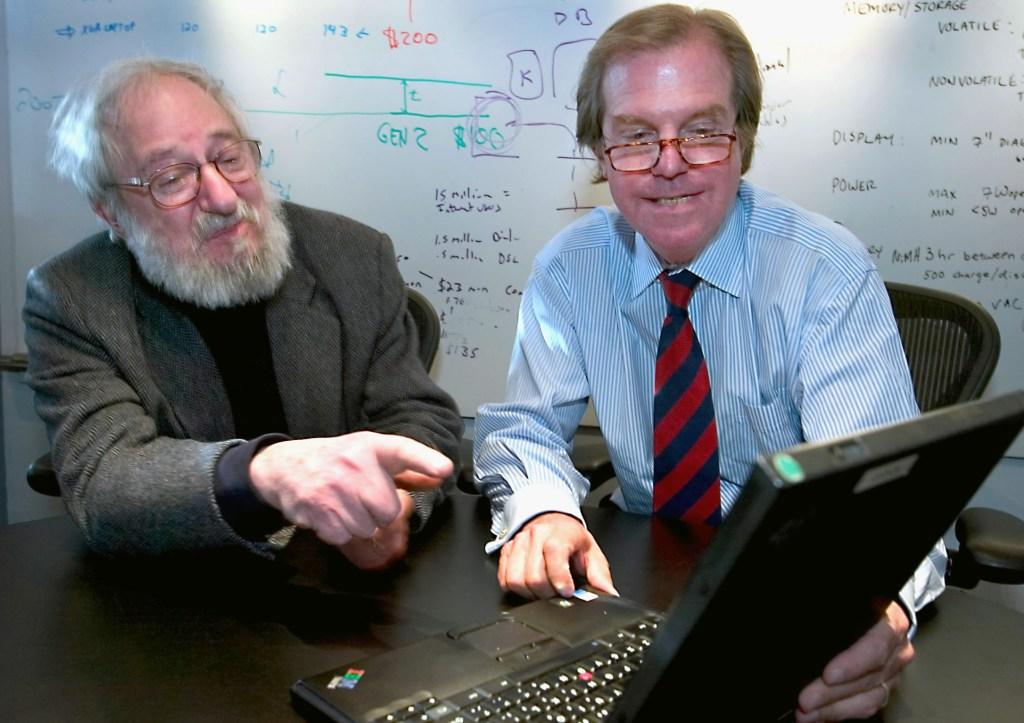 Negroponte y Papert