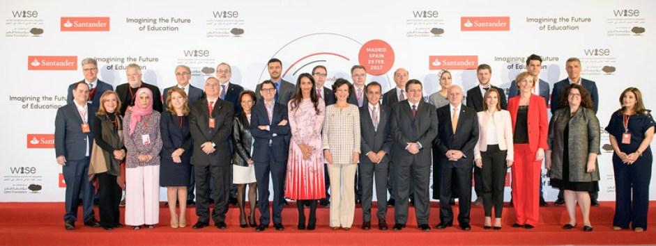 Oradores del WISE