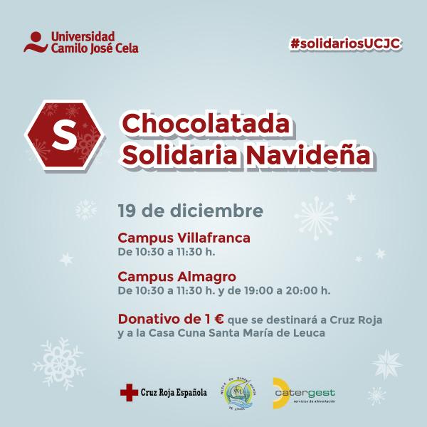 Chocolatada Solidaria Navideña