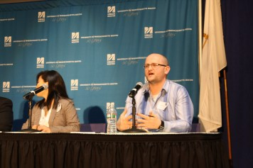 Panel Discussion: Sustaining OE Initiatives on Campus- Charlotte Roh and Lance Eaton