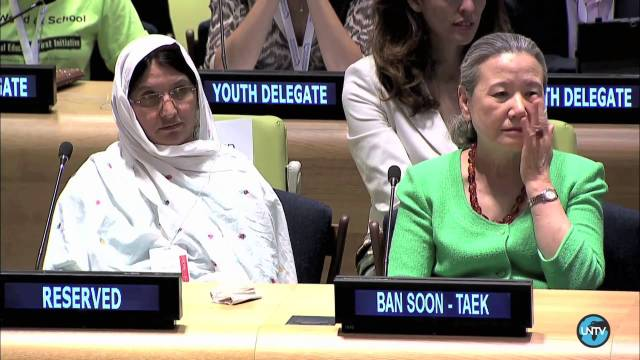 [UN Stories #5] Malala Day: An Education for All Children