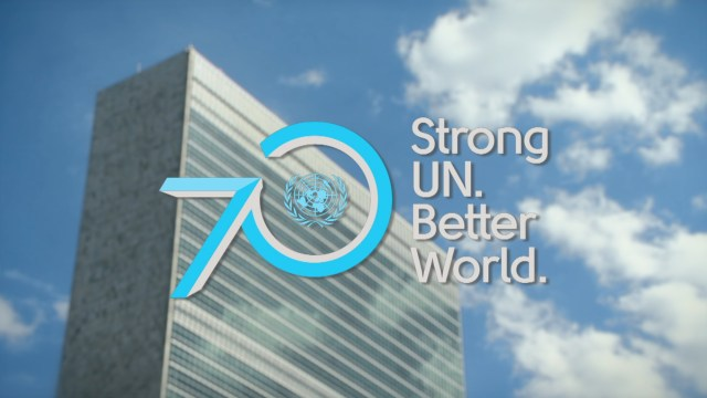 [UNStories #23] The UN Turns 70