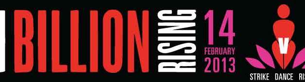 UN System is part of #1BillionRising campaign supporting #VDAY campaign