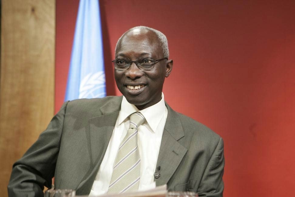 UN Special Adviser of the Secretary-General on the Prevention of Genocide Adama Dieng. Credit: UN Photo / Mark Garten