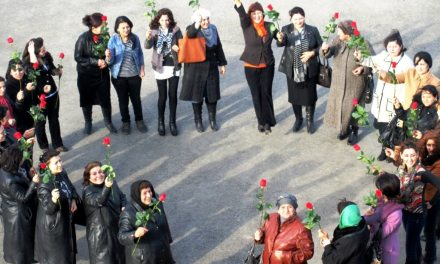 Information Centre in Azerbaijan celebrates International Women's Day