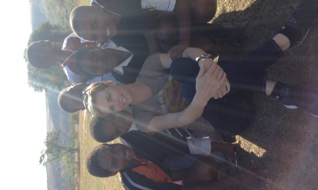 Guest post: Messenger of Peace Charlize Theron on World AIDS Day