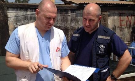 UN Updates on Ebola Outbreak