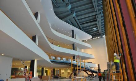 General Assembly Hall shows off new look