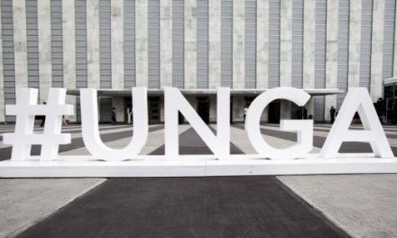 Some #UNGA social media highlights