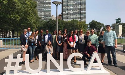 Ultimate social guide to the United Nations General Assembly