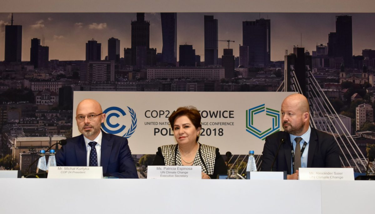 The Corner On Character Climate Changers 3: Katowice Corner At COP24