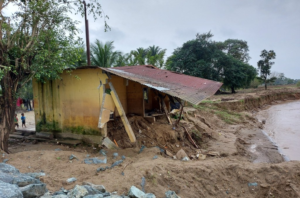 Rebuilding lives after floods in Guatemala
