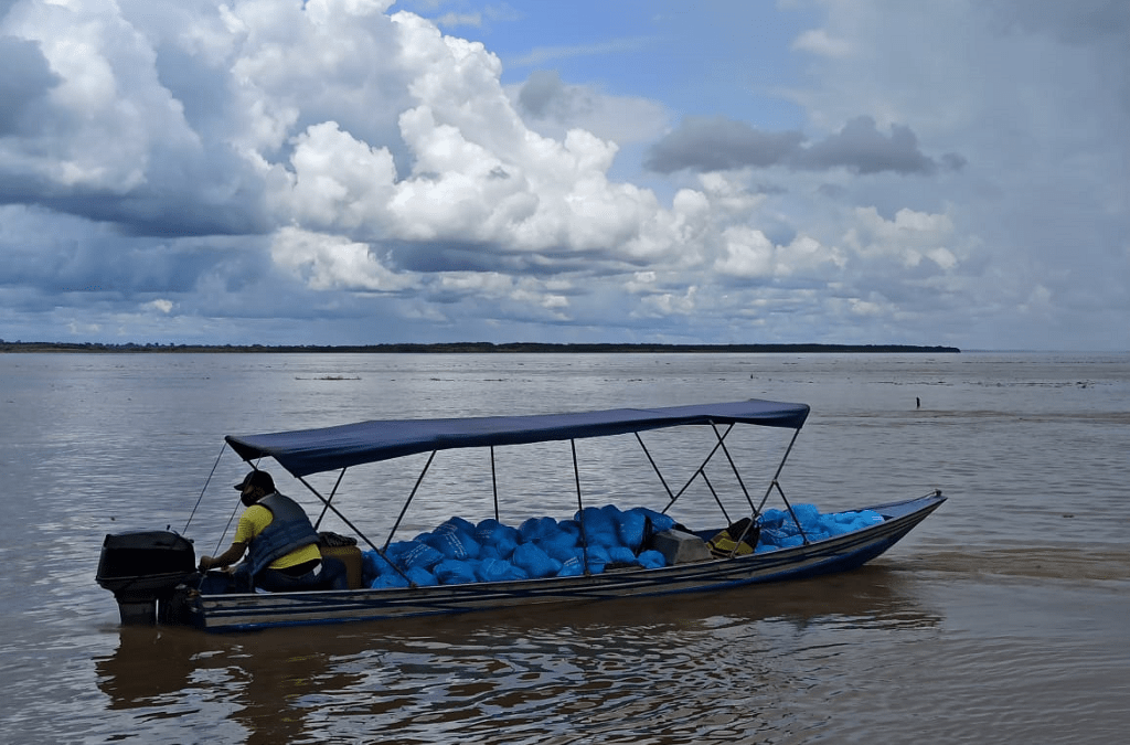 Five things to know about the Colombian Amazon and COVID-19