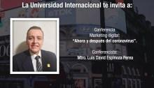 Postal Profesor Luis WP ENDECS