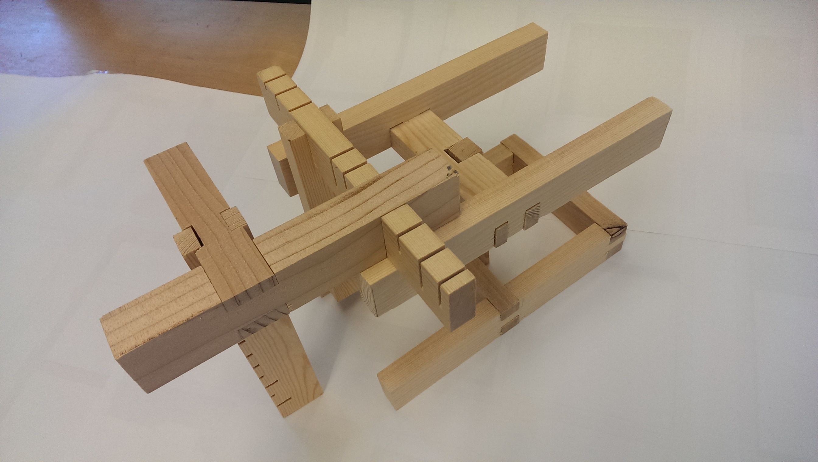Wood Joinery Thriving Through Making