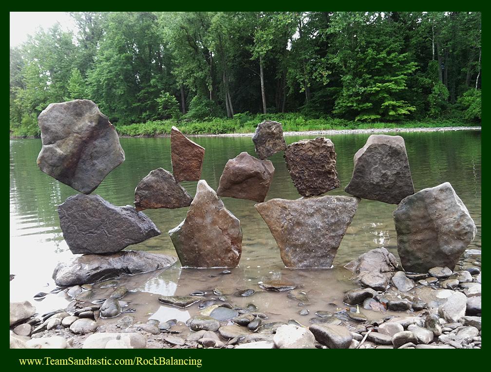 Large River Rock Stones