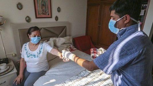 Coronavirus: ¿Cómo se trata a un paciente con Covid-19 en casa?