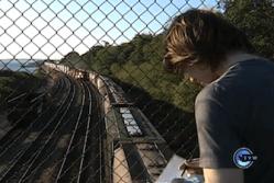 Coal train study Seattle, 2012