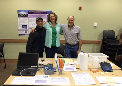 STEM outreach in Bend, OR, 2015