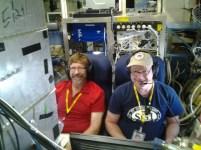 On a NOMADSS flight over Alabama, June 27, 2013