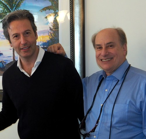 Drs. Simone Verardi and Bob London