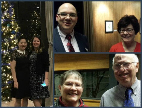 photo collage of staff