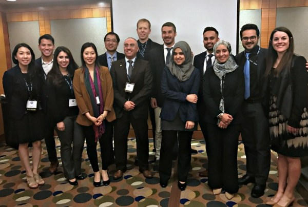 Residents from the UW, USC, OHSU and UBC gathered to share their research and clinical cases in Seattle.