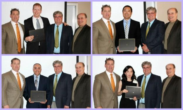 UW Perio Directors with graduates