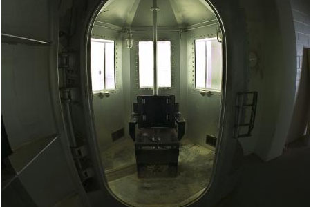 The Return of the Electric Chair Firing Squad and Gas ChamberVault BlogsVaultcom