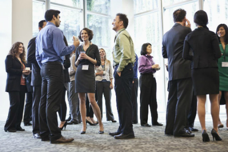 3 Steps to Making the Most of Networking EventsVault BlogsVaultcom