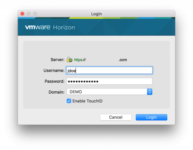 What's New in VMware Horizon Client for Mac 4 4 – VMPRO AT