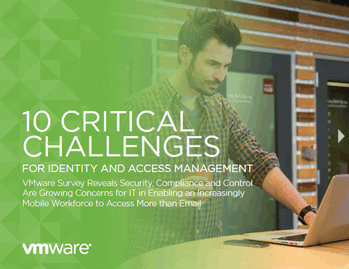 10 Critical Challenges to Identity and Access Management