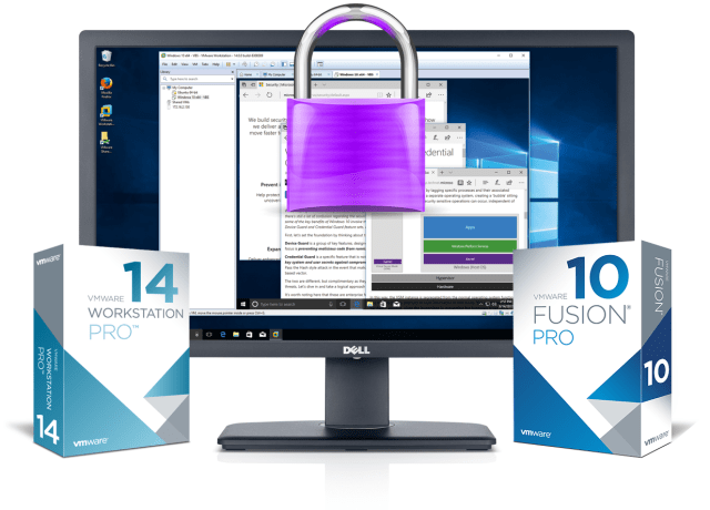 Now Shipping: VMware Workstation 14 & VMware Fusion 10