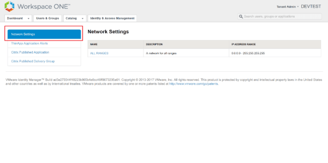 VMware_Identity_Manager_3-2_network_settings
