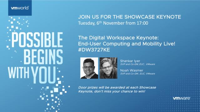 Digital Workspace Showcase